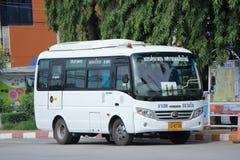 Yutong Mini Bus Royalty Free Stock Photo