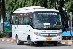 Yutong Mini Bus Stock Photo