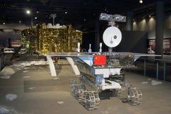 Yutu η σεληνιακή Rover Στοκ Εικόνα