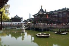 Yuyan garden, Shanghai, China Royalty Free Stock Photography