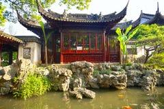 Yuyan garden in Shanghai Royalty Free Stock Photos