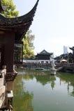 Yuyan ogród, Szanghaj, Chiny Zdjęcie Stock