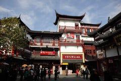 Yuyuan Bazaar in Shanghai Royalty Free Stock Photos