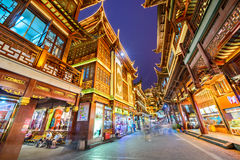 Yuyuan District Royalty Free Stock Images