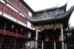 Yuyuan Garden, Old Town, Shanghai, China Stock Images