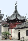 Yuyuan Garden in Shanghai Royalty Free Stock Photography