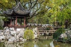 Yuyuan garden shanghai china Stock Photography