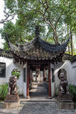 Yuyuan garden shanghai china Stock Photos