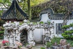 Yuyuan garden Shanghai China Royalty Free Stock Photography