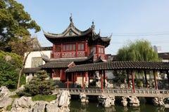 Yuyuan Garden, Shanghai China Stock Image