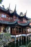Yuyuan Garden Royalty Free Stock Photography