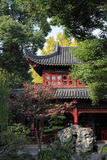 Yuyuan Garden in Shanghai Stock Image