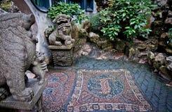 YuYuan Garden Stock Image
