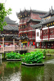 Yuyuan Garden Tourist Area Royalty Free Stock Photos