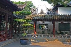 Yuyuan gardens, Shanghai, China Royalty Free Stock Photo
