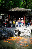 Yuyuan Gardens Shanghai Royalty Free Stock Photo