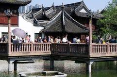 Yuyuan Gardens Shanghai Stock Photos