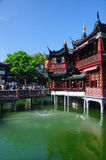 Yuyuan Gardens Shanghai Royalty Free Stock Photography