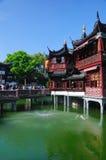 Yuyuan Gardens Shanghai royalty free stock photography
