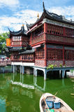 Yuyuan-Garten Lizenzfreies Stockfoto