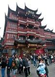 YuYuan Market Stock Photo
