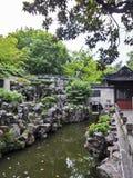 Yuyuan ogród przy Szanghaj, Chiny obraz royalty free