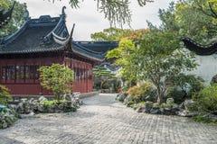 Yuyuan ogród Szanghaj Chiny obrazy stock