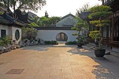 Yuyuan ogródy, Szanghaj, Chiny Obrazy Royalty Free