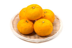 Yuzu Royalty Free Stock Photo