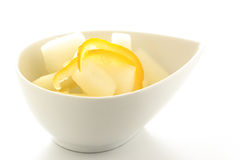 Yuzu Daikon Stock Photo
