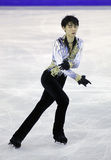 Yuzuru Hanyu of Japan Stock Photography