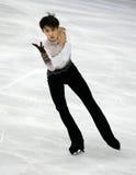 Yuzuru HANYU (JPN) Royalty Free Stock Photos