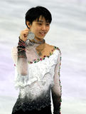 Yuzuru HANYU (JPN) Stock Image
