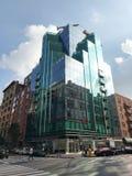 Yves公寓区,曼哈顿,纽约 免版税库存照片