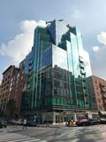 Yves Condominium Complex, Manhattan, New York Fotografie Stock Libere da Diritti