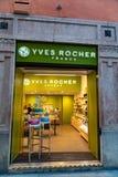 Yves Rocher-Shop stockbilder