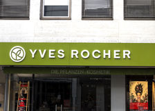 Yves Rocher Store Stock Photography