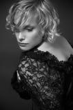 yvette πορτρέτου Στοκ φωτογραφίες με δικαίωμα ελεύθερης χρήσης