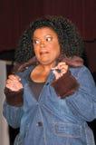 Yvette Nicole Brown Immagine Stock Libera da Diritti