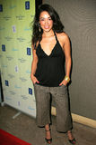 Yvonne Arias στο θερινό κόμμα συλλογής Jelessy. Cabana λέσχη, Hollywood, ΠΕΡΙΠΟΥ 08-17-05 Στοκ Φωτογραφία