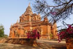Ywa Haung Gyi в Bagan Стоковая Фотография
