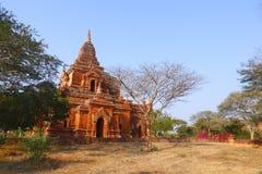 Ywa Haung Gyi w Bagan Zdjęcia Stock