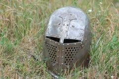 Żywa historia średniowieczny Zdjęcie Royalty Free