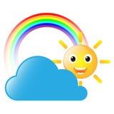 Żywa pogoda Zdjęcie Stock
