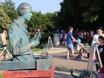 Żywa statua - Henry Ford zbiory wideo