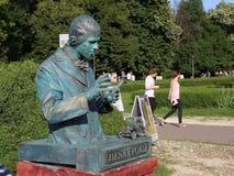 Żywa statua - Henry Ford zdjęcie wideo