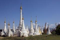 Ywama Paya - Inle Lake - Shan State - Myanmar Stock Image