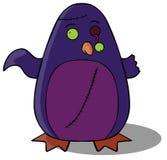 Żywego trupu Pingwin ilustracji