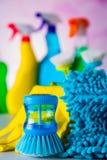 Żywi kolory w płuczkowym pojęciu Zdjęcie Stock