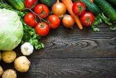 Żywność organiczna Obraz Royalty Free